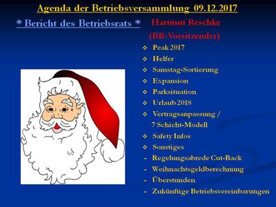 weihnachtsgrube vom betriebsrat an die belegschaft weihnachten in europa